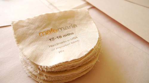 mafemaria labels